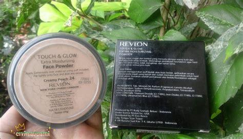 Revlon Touch Glow Moisturizing Powder 24gr Bedak Tabur New review revlon touch glow moisturizing powder til cantik