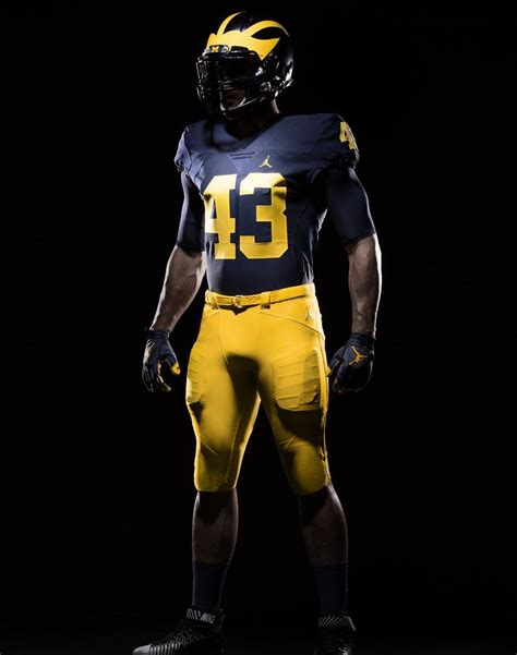 michigan football colors nike s brand has unveiled their college