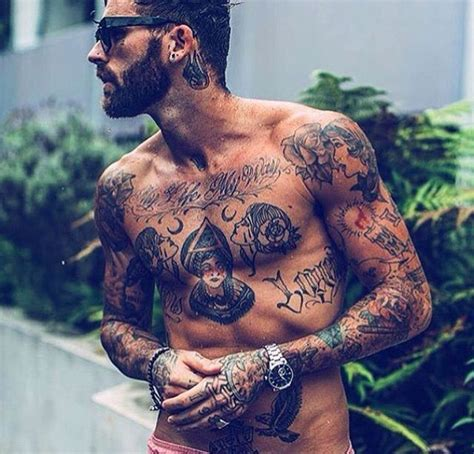 tattoo instagram man 1702 best images about bearded men on pinterest man