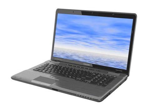 toshiba laptop satellite p  intel core