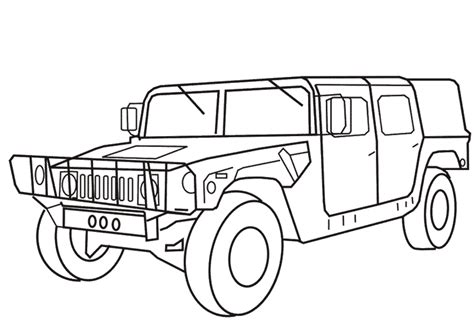 army hummer coloring pages humvee coloring pages coloring pages
