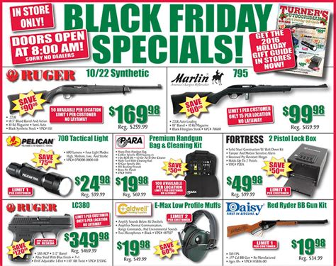 turners black friday sale bd outdoors
