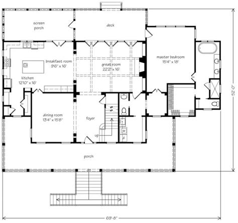 house plans with keeping rooms southern living house plans keeping rooms house and home