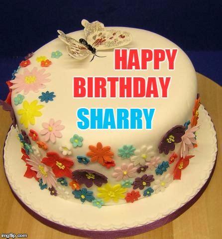 Happy Birthday Cake Meme - birthday butterfly cake imgflip
