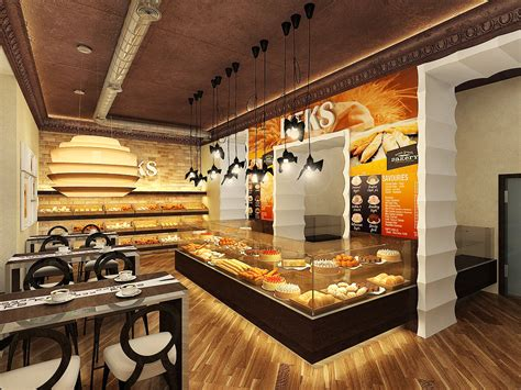 interior design for a bakery cafe amazing modern bakery design ideas designs pinterest