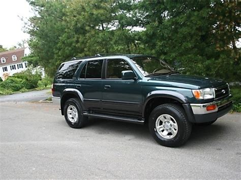 Toyota 4runner For Sale By Owner 1998 Toyota 4runner Limited For Sale By Owner In