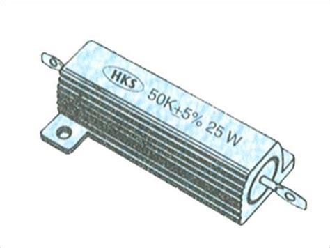 resistors with heat sink heat sink type resistor heat sink type resistor supplier trading company delhi india