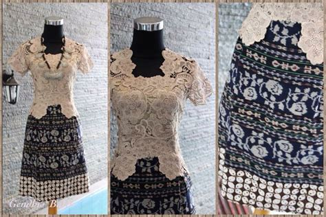 Blouse Brocade Furing 1 17 best images about batik indonesia on