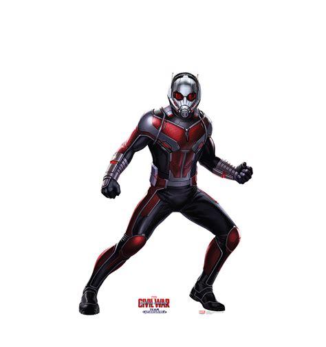 Shf Ant Ant Civil War Ori captain america civil war le plein de promo