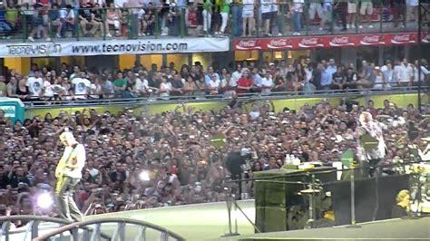 san siro ingresso 8 ingresso stadio e inizio concerto u2 360 176 live san