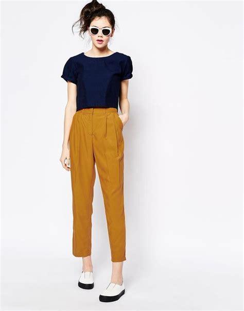 Efek Celana Bagi Wanita 7 model celana panjang wanita masa kini