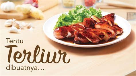 Maggi Saos Tiram ayam madu enak terangkat dengan maggi 174 sos tiram