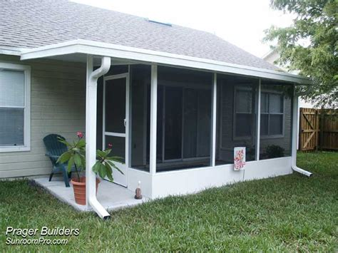 screen room screen room enclosure orlando florida prager builders sunroom pro
