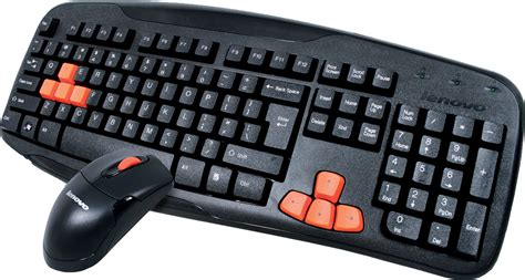 Keyboard Mouse Wireless Lenovo lenovo km4801u usb 2 0 keyboard and mouse combo lenovo
