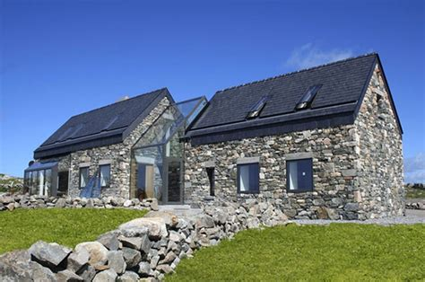 Home Design Vocabulary modern stone cottage in ireland adorable home