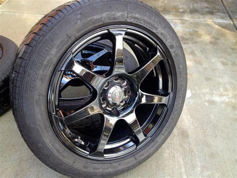 fs drag dr  alloy wheels run flat tires  mini north american motoring