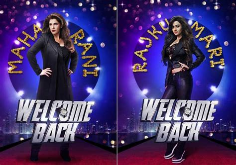 biography of movie welcome back first look of welcome back out john abraham looks