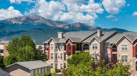 1 Bedroom Apartments Colorado Springs camelback pointe apartment homes rentals colorado