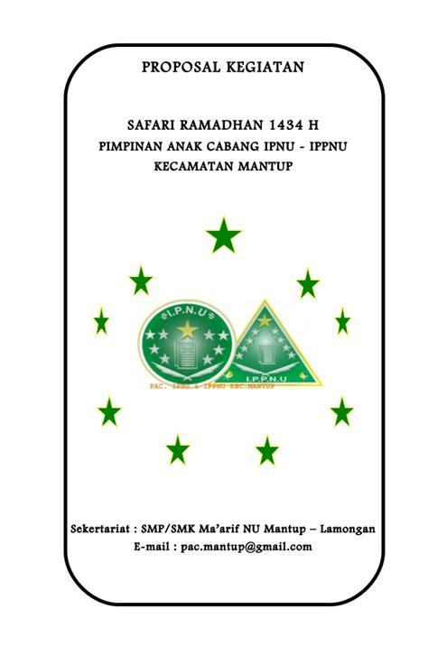 cara membuat proposal kegiatan isra mi raj contoh surat permohonan bantuan isra miraj contoh surat