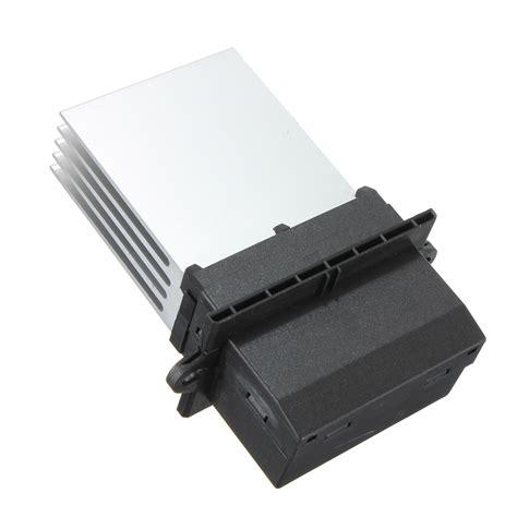 2x heater blower motor resistor for renault megane modus scenic twingo q4 ebay