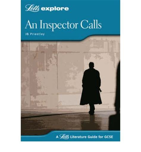themes explored in an inspector calls letts explore gcse text guides an inspector calls