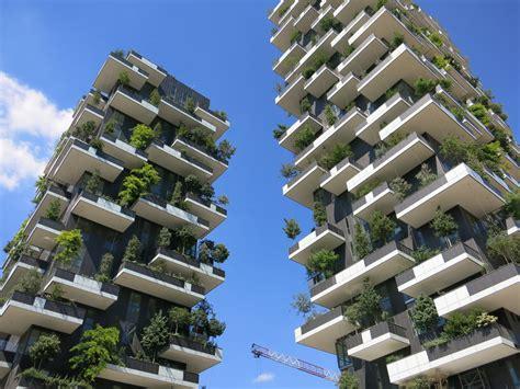 sustainable apartment design bosco verticale il grattacielo pi 249 bello e innovativo