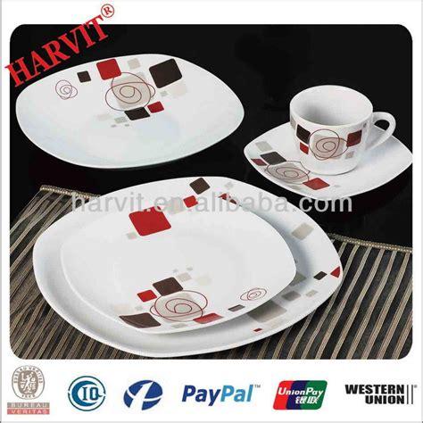 geschirr set modern china products wholesale 20pcs porcelain dinner set