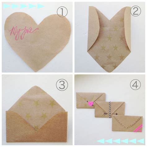 How To Fold Paper Into A Small Envelope - 1000 images about diy paper on