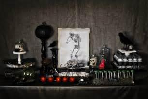 Spooky Decorations For Halloween Spooky Halloween Party Ideas Handmade Decor The Flair