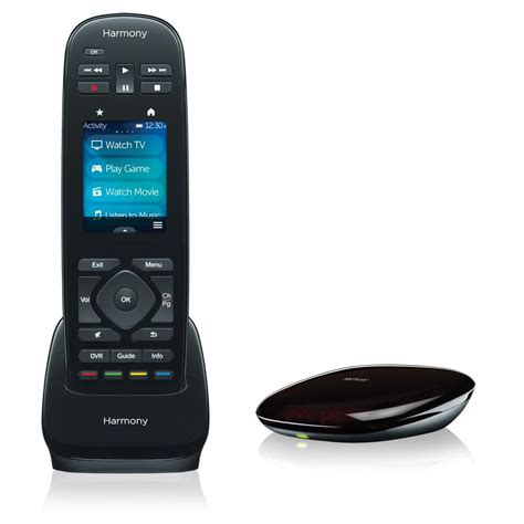 Logitech Ultimate Logitech Harmony Ultimate Remote With