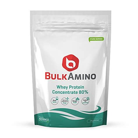 Whey Protein Concentrate 80 Compare Buy Advance Nutratech Bulkamino Whey Protein