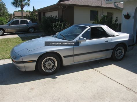 auto manual repair 1988 mazda rx 7 parental controls service manual 1988 mazda rx 7 repair seat travel buy used 1988 mazda rx 7 convertible
