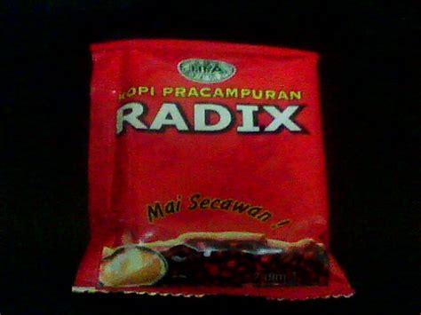 Obat Herbal Niwana 7 herba dalam kopi radix hpa herba untuk kesehatan