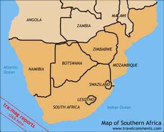south africa map countries mozambique fight for rhinos