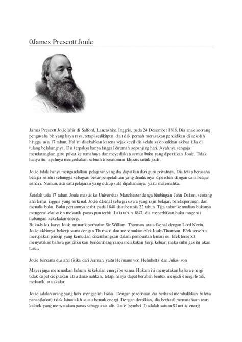 biography james watt dalam bahasa inggris biografi james prescott joule