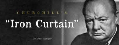 winston churchill iron curtain when winston warned america churchill s iron curtain at