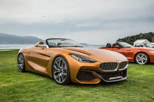 Bmw Future Bmw Concept Z4 Look Motor Trend