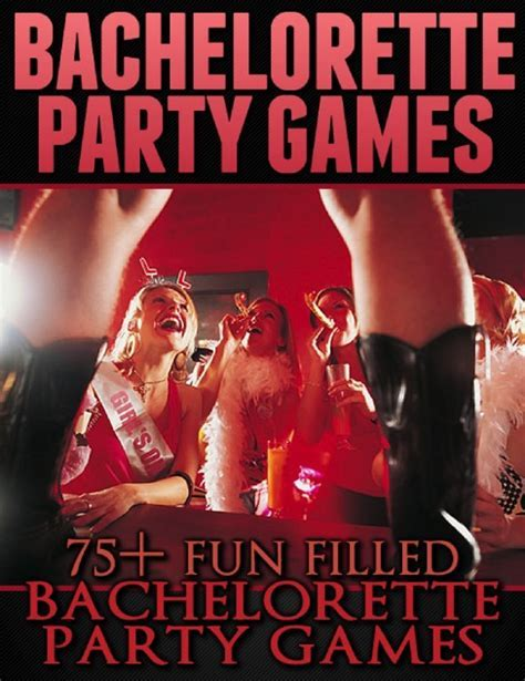 Fun Bachelorette Party Games Revealed In New Book    KMT