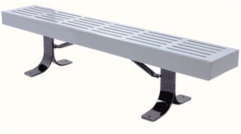 leisure craft benches leisure craft inc standard benches without back