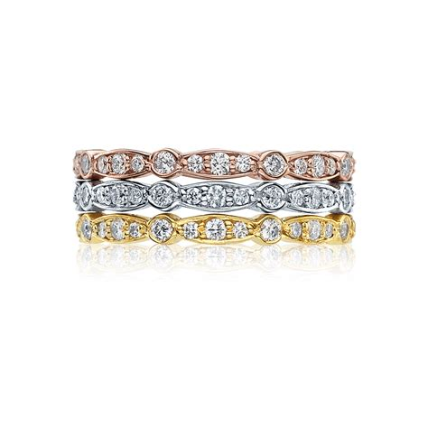 Wedding Bands Tacori by Tacori Wedding Bands Sculpted Crescent Eternity 0