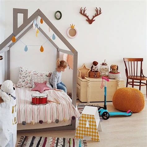 bed for kid 15 diy creative house bed for room home design and