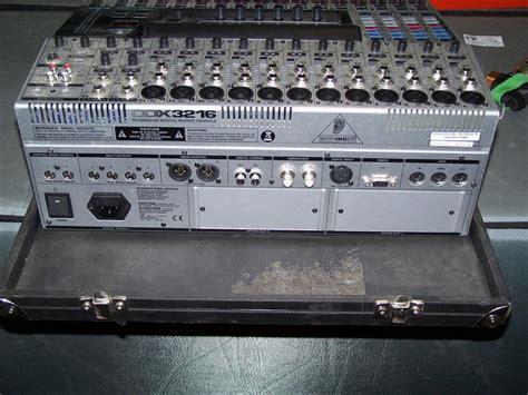 Mixer Digital Behringer Ddx3216 behringer ddx3216 image 399174 audiofanzine