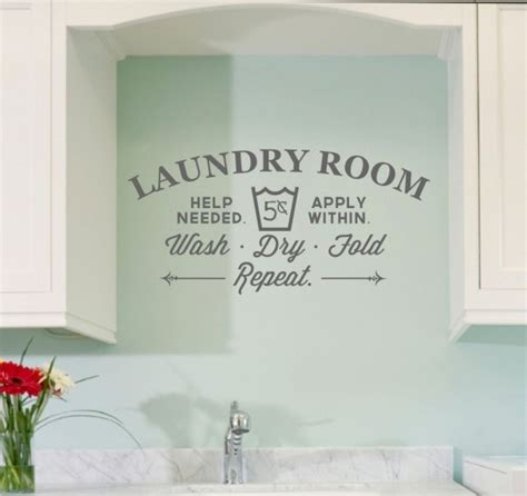 Decorating Laundry Room Walls The Best Laundry Room Ideas