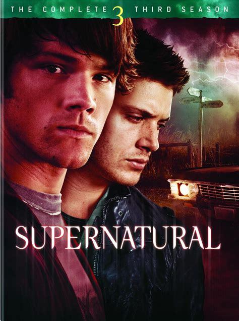 Dvd Supernatural Season 3 supernatural dvd release date