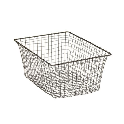 Wire Baskets For Pantry by Rustic March 233 Steel Wire Storage Baskets Pantry The Container And The O Jays