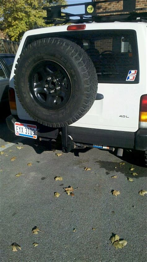 swing down tire carrier swing down tire carrier page 3 jeep cherokee forum