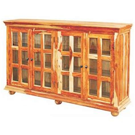 jaipur furniture monsoon transitional paneled glass 4 door