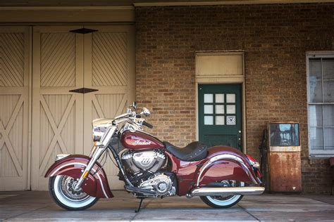 Motorrad Indian Classic by 2018 Indian Chief Classic Review Totalmotorcycle