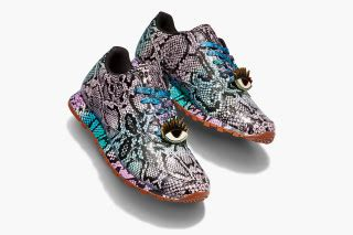 colorful reebok classic reebok classic and melody ehsani release colorful python