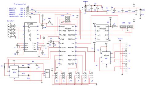 electronic variable capacitor circuit for non variable capacitor schematic potentiometer schematic elsavadorla